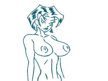 How to draw a sexy