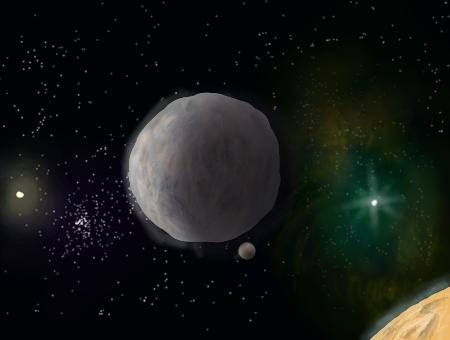 Forum: Draw Pluto (Planet) | DeviantArt
