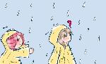 rain by BobbytheFurious