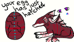 New hatchling by Stormdeathstar9