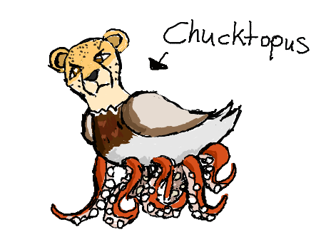 Comment on Forum Draw Two animals mixed into one :P by ...