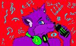 HAPPY B DAY GOTWOLF!!! by dragon-wolf-music