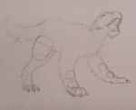 ::FA:: Verloren Sketch by lizziecat1279