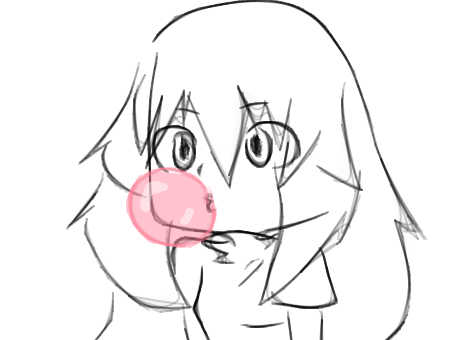 comment on forum draw a cartoon character blowing bubble gum by camplazlorocks1 deviantart. Black Bedroom Furniture Sets. Home Design Ideas